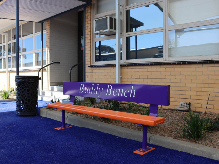 SeatsPlus Buddy Bench Purple