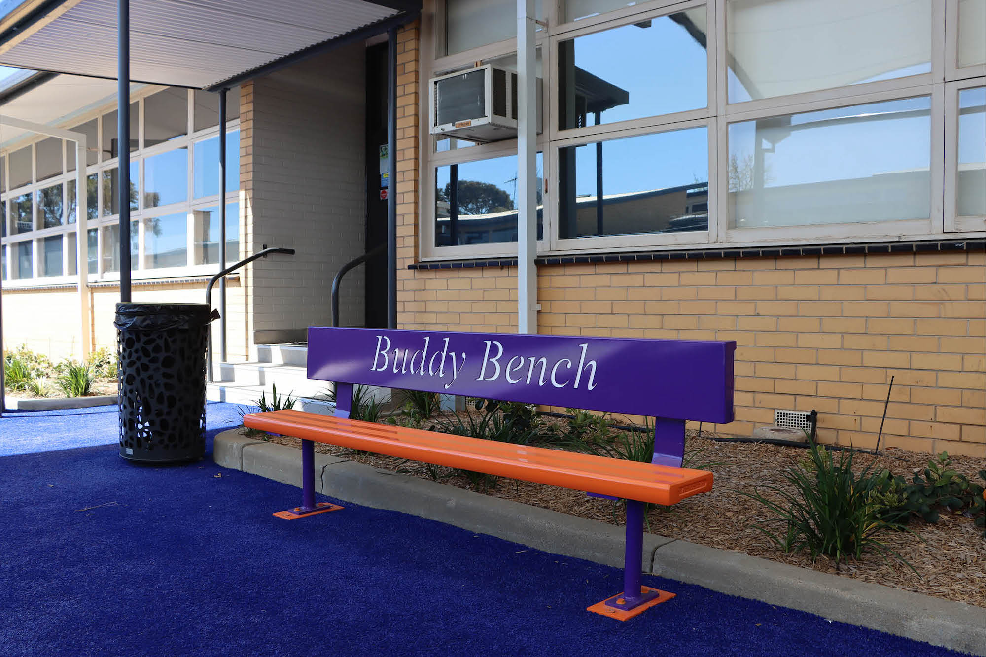 SeatsPlus Buddy Bench Purple