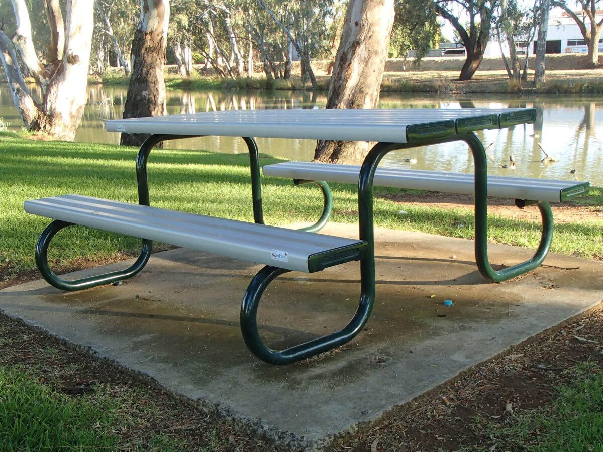 SeatsPlus Wheelchair Park Setting