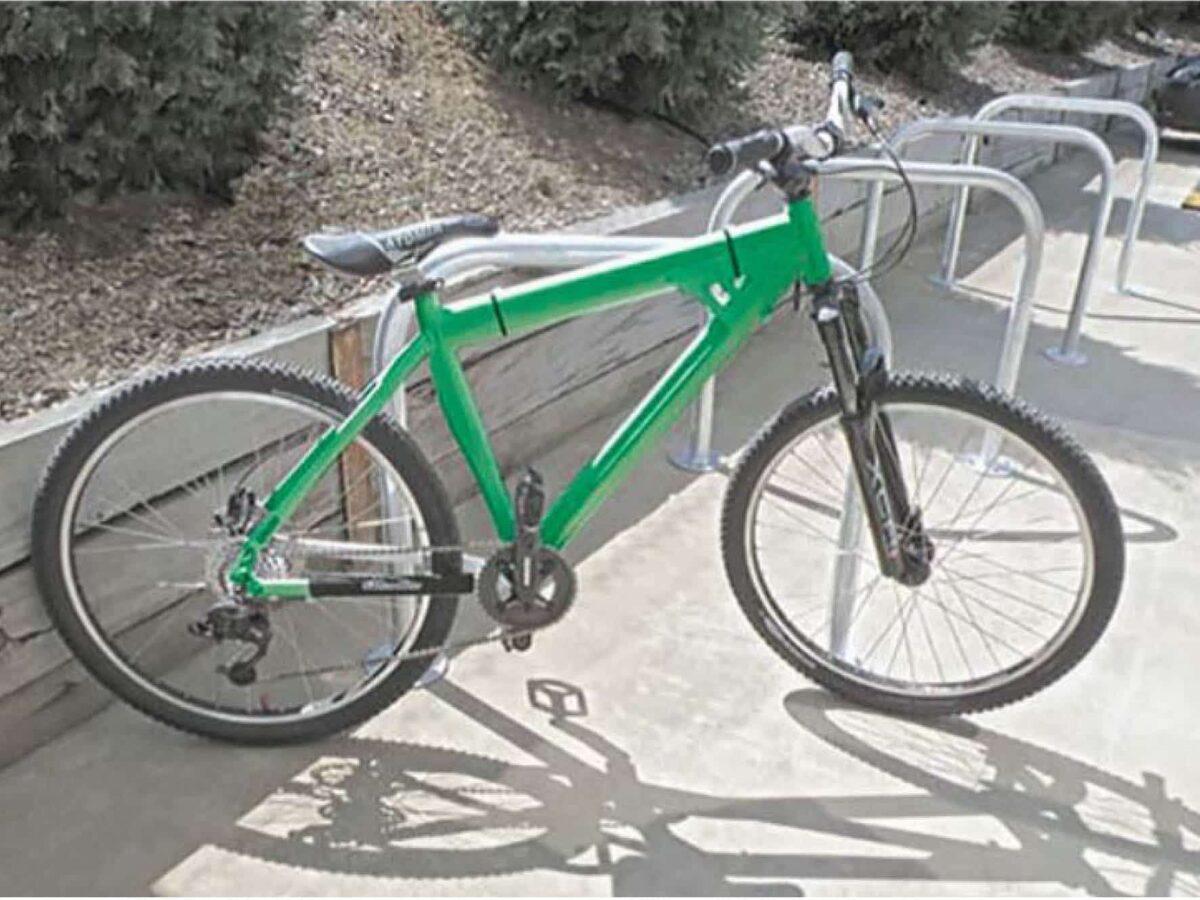 SeatsPlus Bike Rail