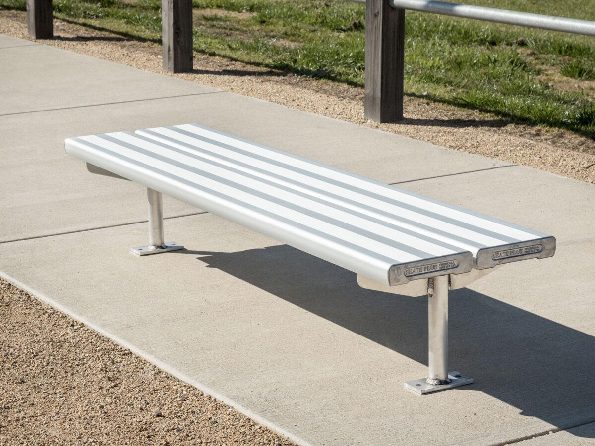 SeatsPlus Double Plank Bolt Down