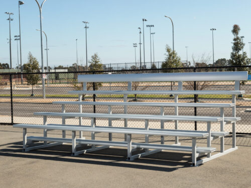SeatsPlus Four Tier Grandstand