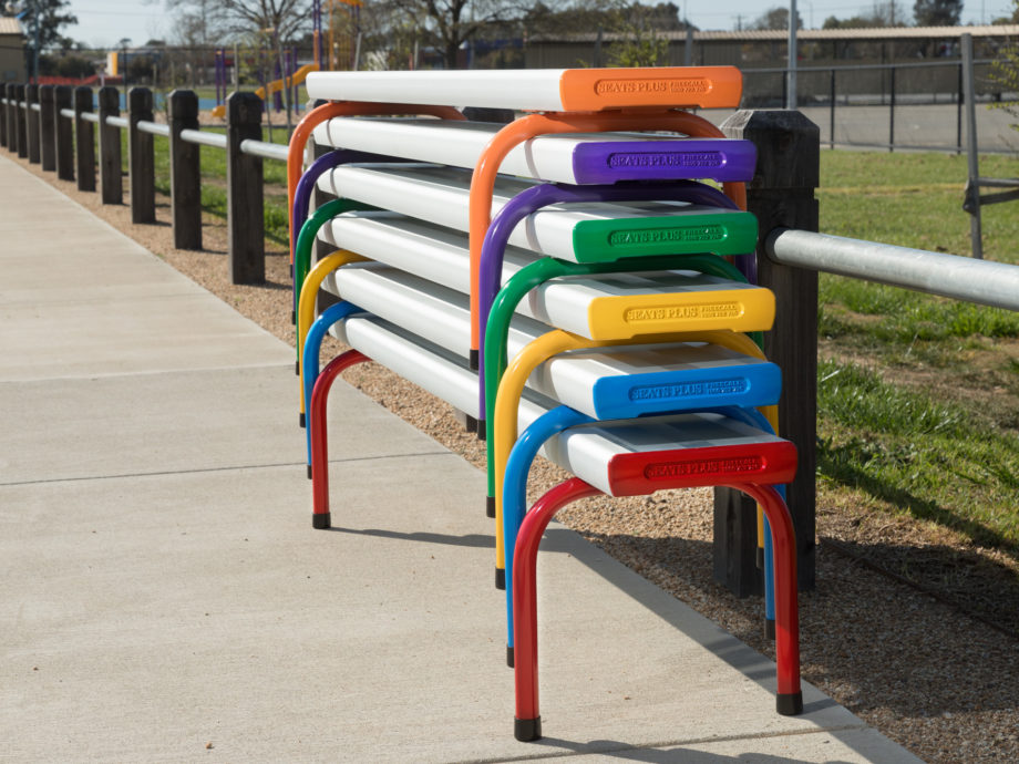 SeatsPlus Stackable Bench