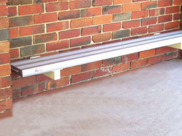 SeatsPlus Wall Mounted Bench